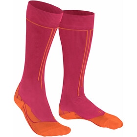 Falke Energizing Calze Donna, rosa/arancione